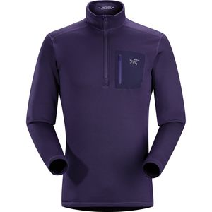 Arc'teryx Rho AR Zip-Neck Top - Long-Sleeve - Men's