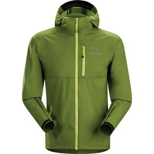 Arc'teryx Squamish Hooded Jacket - Men's
