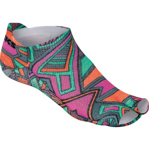 Asics Studio No-Slip Single Tab Toeless Socks - Women's