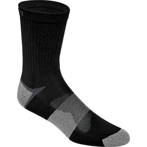 Asics Quick Lyte Cushion Crew Lightweight Running Socks