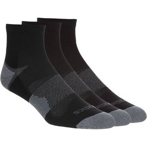 Asics Quick Lyte Cushion Quarter Lightweight Running Sock