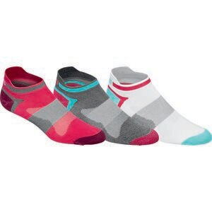 Asics Quick Lyte Single Tab Ultra-Light Running Socks - 3-Pack - Women's