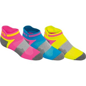 Asics Quick Lyte Cushion Low Cut Socks - 3-Pack - Kids'