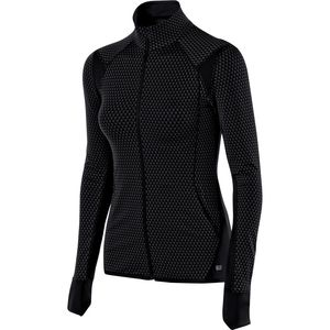 Asics Fit-Sana Jacquard Full-Zip Jacket - Women's