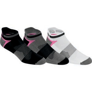 Asics Quick Lyte Cushion Single Tab Running Socks