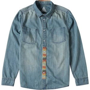 Altamont Zefer Denim Shirt - Long-Sleeve - Men's