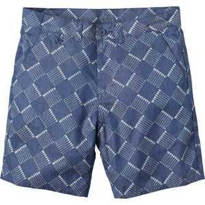 Altamont Bowed Short - Men's