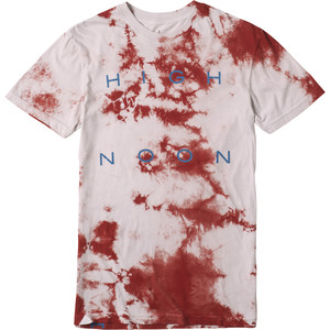 Hi Noon Tie Dye T-Shirt - Short-Sleeve - Men's