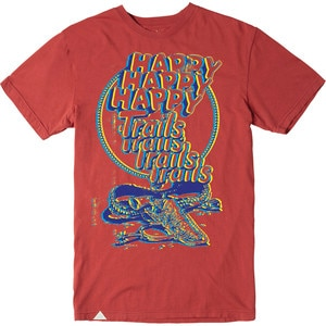 Altamont Happy Trails T-Shirt - Short-Sleeve - Men's
