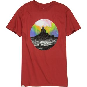 Psychedelic Sky T-Shirt - Short-Sleeve - Men's