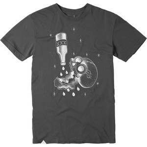 Altamont Skull Juice T-Shirt - Short-Sleeve - Men's