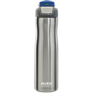 Avex Brazos Stainless Steel Autoseal Water Bottle - 24oz