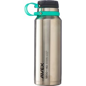 Avex Fuse Stainless Steel Water Bottle - 40oz