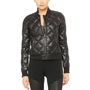 Alo Yoga Idol Bomber Down Jacket - Women's