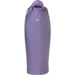Big Agnes Slavonia Sleeping Bag: 30 Degree Synthetic - Women's