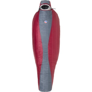 Big Agnes Moon Hill Sleeping Bag: 26 Degree Synthetic - Women's
