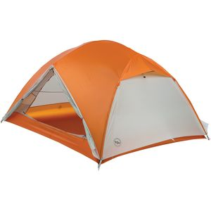 Big Agnes Copper Spur UL4 Tent: 4-Person 3-Season