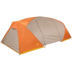 Big Agnes Wyoming Trail 4 Tent: 4-Person 3-Season
