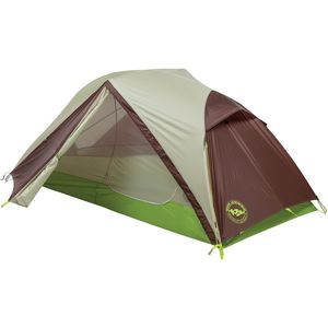 Big Agnes Rattlesnake SL1 MtnGLO Tent: 1-Person 3-Season