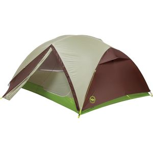 Big Agnes Rattlesnake SL3 MtnGLO Tent: 3-Person 3-Season