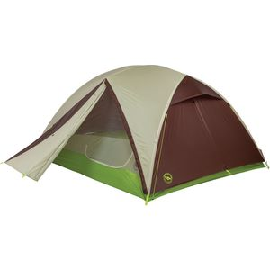 Big Agnes Rattlesnake SL 4 MtnGLO Tent: 4-Person 3-Season