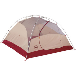 Big Agnes Rocky Peak 4 MtnGLO Tent: 4-Person 3-Season