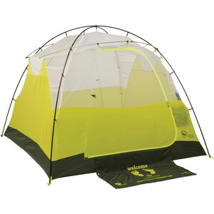 Big Agnes Gilpin Falls Powerhouse 4 mtnGlo Tent: 4-Person 3-Season
