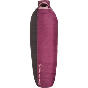 Big Agnes Lulu Sleeping Bag: 15 Degree Synthetic - Women's