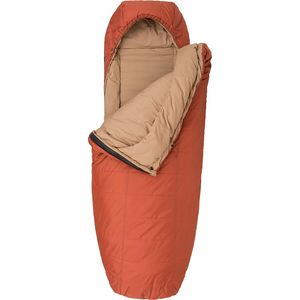 Big Agnes Hog Park Sleeping Bag: 20 Degree Synthetic