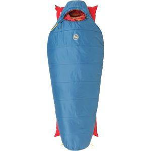 Big Agnes Haybro Sleeping Bag: 15 Degree Synthetic - Kids'