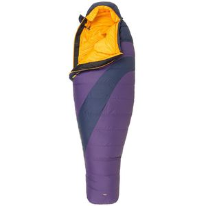 Big Agnes Mirror Lake Sleeping Bag: 20 Degree Down - Women's