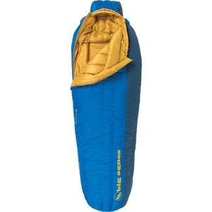 Big Agnes Lost Ranger Sleeping Bag: 15 Degree Down