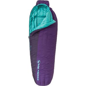Big Agnes Roxy Ann Sleeping Bag: 15 Degree Down - Women's
