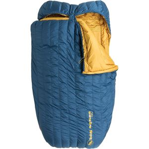 Big Agnes King Solomon Sleeping Bag: 15 Degree Down