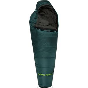Big Agnes BenchMark Sleeping Bag: 0 Degree Synthetic
