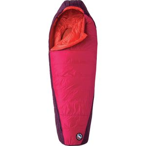 Big Agnes Sunbeam Sleeping Bag: 30 Degree Synthetic - Women's