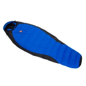 photo: Big Agnes Gilpin 10° 3-season down sleeping bag