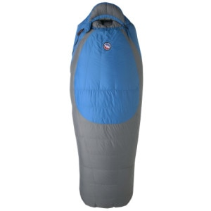 photo: Big Agnes Battle Mountain -15° cold weather hybrid sleeping bag