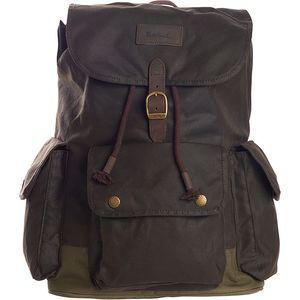 Barbour Wax Large Backpack