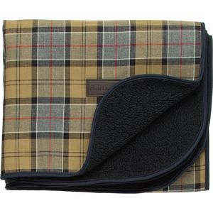 Barbour Dog Blanket