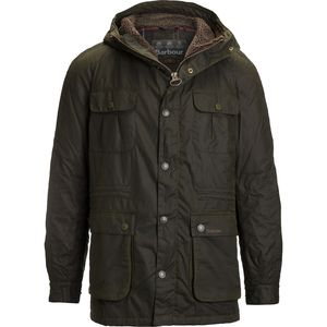 Barbour Brindle Wax Jacket - Men's