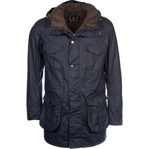Barbour Oakum Wax Jacket - Men's