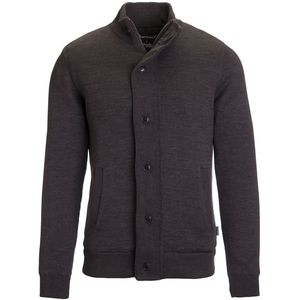 Barbour Falconer Button Through Sweater - Men's