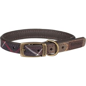 BarbourTartan Dog Collar