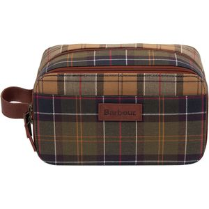 BarbourMixed Tartan Washbag