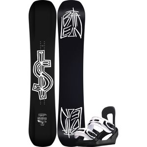 Bataleon Disaster S Snowboard Set