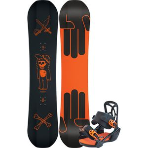 Bataleon Mini Shred Snowboard Set