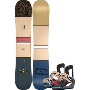 Bataleon x Switchback Snowboard Set