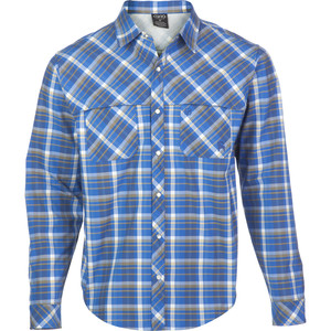 Backcountry Whiskey River Hybrid Collab Button-Down Shirt - Long-Sleeve - Men's
