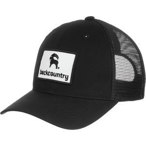 Backcountry Goat Patch Trucker Hat
